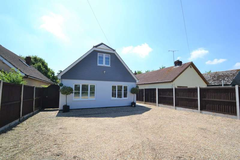 4 Bedrooms Detached House for sale in Langham Road, Boxted, Colchester
