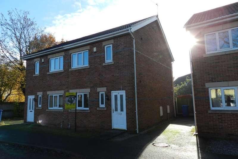 3 Bedrooms Semi Detached House for sale in Perth Close, Fearnhead, Warrington, WA2 0SF