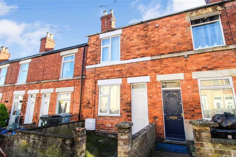 3 Bedrooms Terraced House for sale in Cambridge Street, Grantham, Lincolnshire, NG31