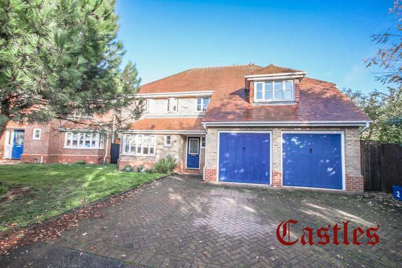 5 Bedrooms Detached House for sale in Berthold Mews, Waltham Abbey, Essex, EN9