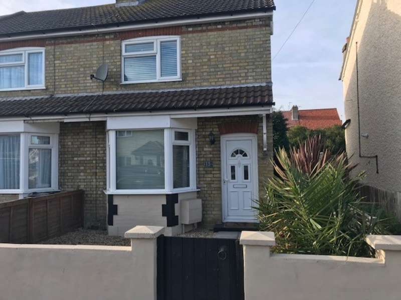 3 Bedrooms End Of Terrace House for sale in Carrs Road, Clacton-on-Sea