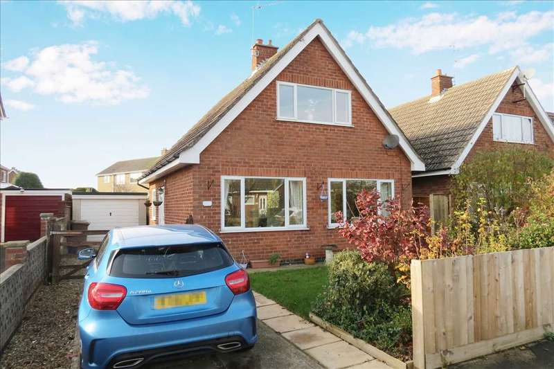 3 Bedrooms Detached House for sale in St Michaels Walk, Sleaford