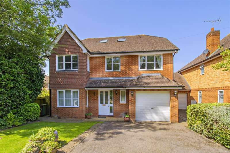 6 Bedrooms Detached House for sale in Abbots Place, Borehamwood, WD6