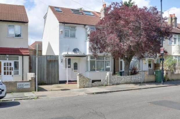 4 Bedrooms End Of Terrace House for sale in Abercairn Road, London, SW16