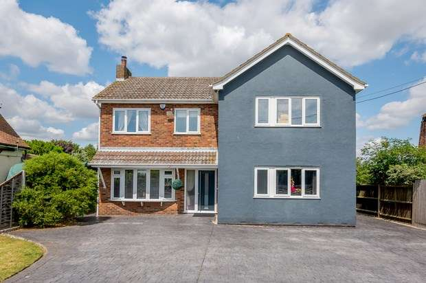 4 Bedrooms Detached House for sale in Thorpe Road, Weeley, Clacton-on-Sea, CO16
