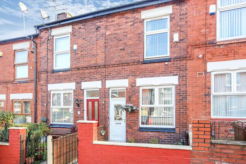 2 Bedrooms House for sale in Alpine Road, Stockport, Greater Manchester, SK1