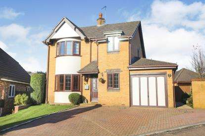4 Bedrooms Detached House for sale in Holcombe Drive, Tytherington, Macclesfield, Cheshire