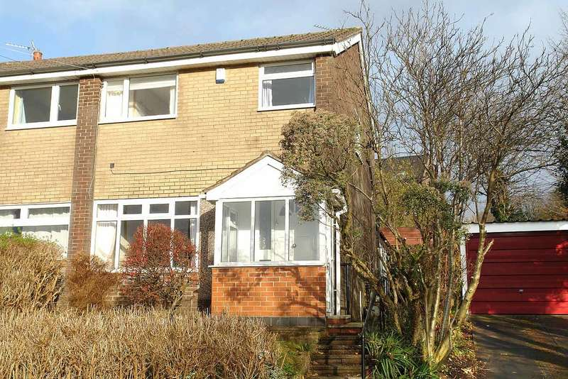3 Bedrooms Semi Detached House for sale in Saffron Drive, Oldham
