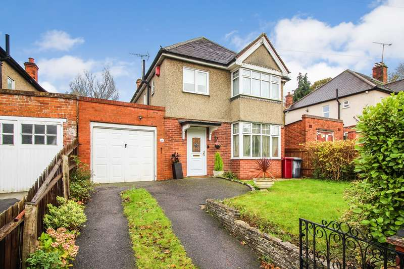 3 Bedrooms Detached House for sale in Norcot Road, Tilehurst, Reading, RG30