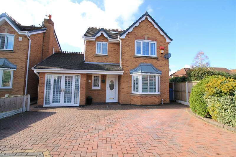 4 Bedrooms Property for sale in Canter Close, Fazakerley, Liverpool