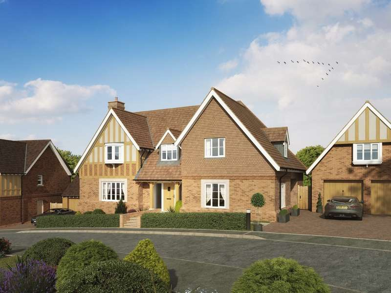 5 Bedrooms Detached House for sale in No. 7 Hambleton House, The Roundelay Collection, Stratford Upon Avon
