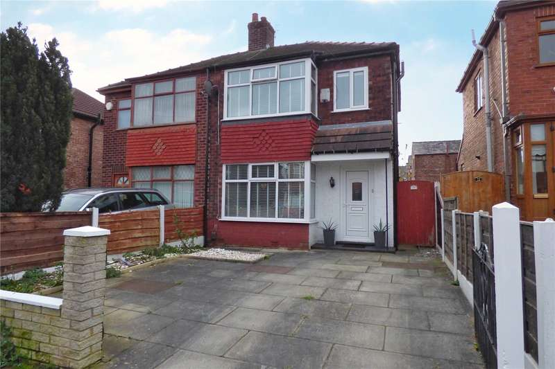 3 Bedrooms Semi Detached House for sale in Walker Road, Chadderton, Oldham, OL9