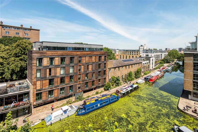 2 Bedrooms Apartment Flat for sale in Wenlock Building, 56 Wharf Road, N1