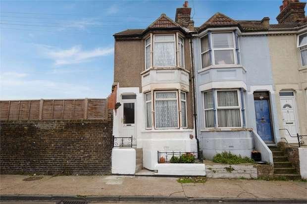 2 Bedrooms End Of Terrace House for sale in Springhead Road, Northfleet, Gravesend, Kent