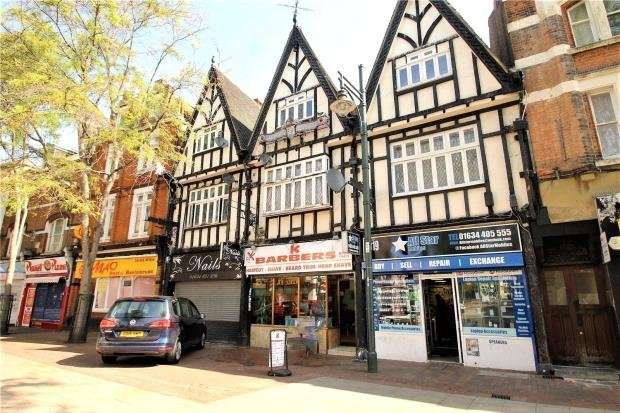 1 Bedroom Apartment Flat for sale in Tudor House, 315-323 High Street, Chatham, Kent, ME4