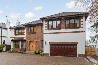 5 Bedrooms Detached House for sale in Erskine Road, Whitecraigs
