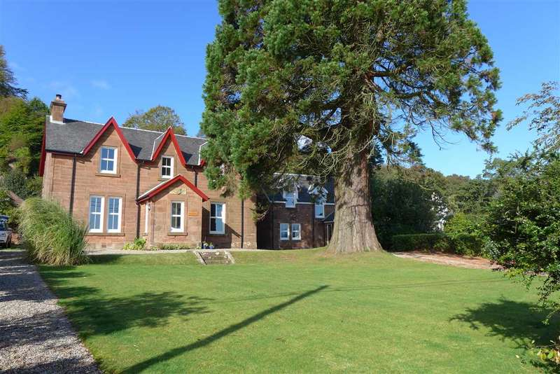 8 Bedrooms Detached House for sale in Alpine and Sam's Cottage, Shore Road, Corrie