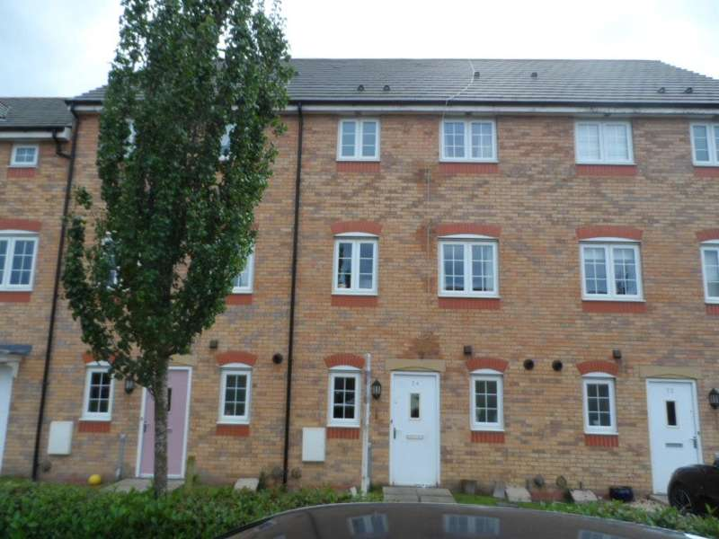4 Bedrooms Terraced House for sale in Sycamore Drive, Wesham, PR4 3EG