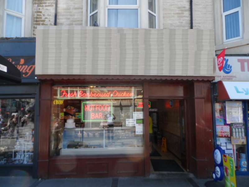 Cafe Commercial for sale in Waterloo Road, BLACKPOOL, FY4 1AD