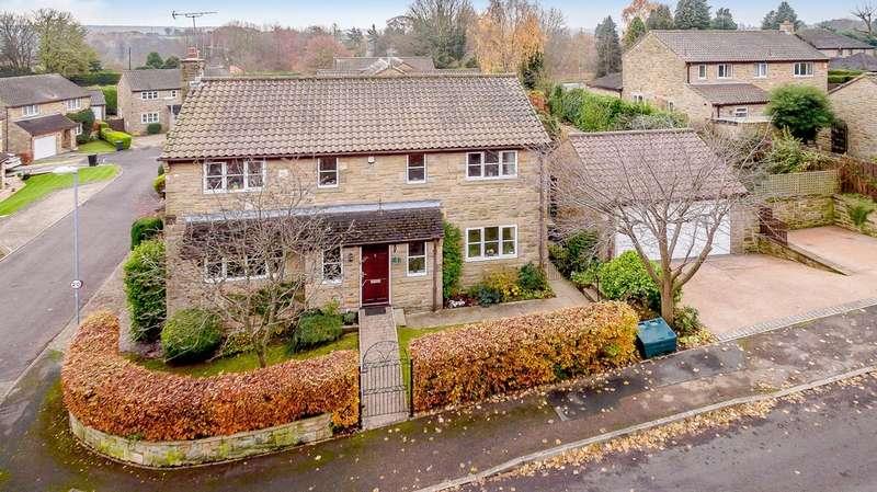 4 Bedrooms Detached House for sale in Oak Ridge, Wetherby, LS22