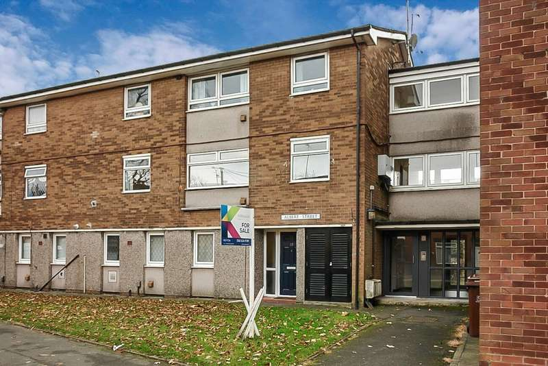2 Bedrooms Flat for sale in Albert Street, Royton, Oldham