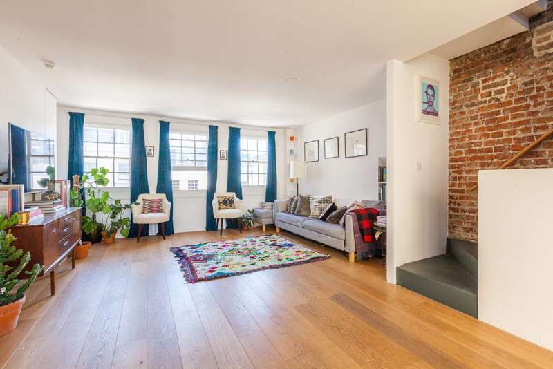 2 Bedrooms Flat for sale in Curtain Road, Shoreditch, EC2A