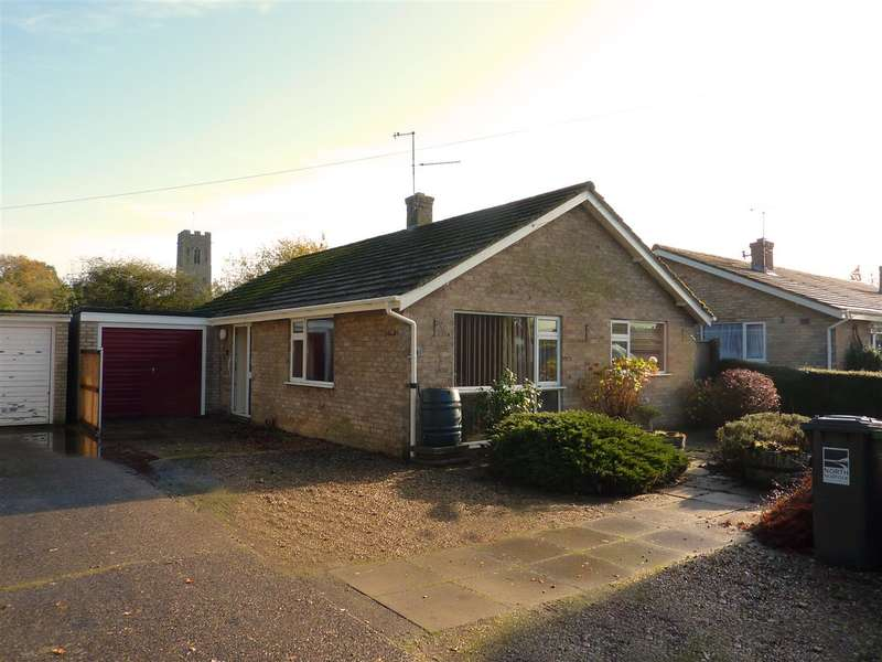 2 Bedrooms Bungalow for sale in Stalham, Norwich, Norfolk, NR12