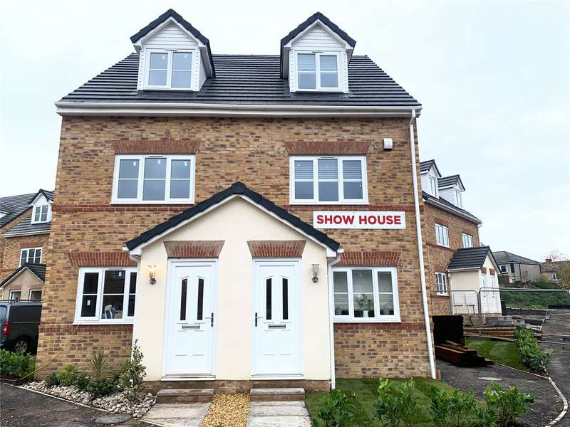 4 Bedrooms Semi Detached House for sale in Plot 38 Boarshaw Clough, Middleton, Manchester, Greater Manchester, M24