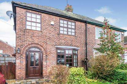 3 Bedrooms Semi Detached House for sale in Goose Lane, Hatton, Warrington, Cheshire