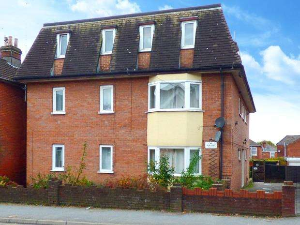 2 Bedrooms Apartment Flat for sale in Dean Court, Bullar Road, Southampton