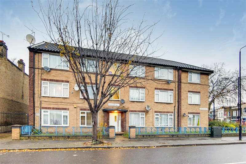 2 Bedrooms Apartment Flat for sale in Chobham Road, London, Stratford