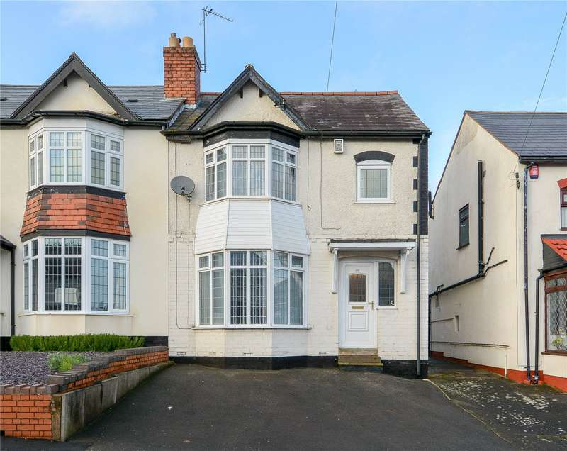3 Bedrooms Semi Detached House for sale in Monmouth Road, Bearwood, West Midlands, B67