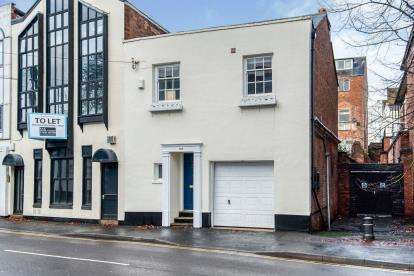 3 Bedrooms End Of Terrace House for sale in Dormer Place, Leamington Spa, Warwickshire, England