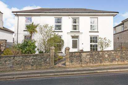 5 Bedrooms Detached House for sale in & 3 Bed Det. Cottage, Camborne, Cornwall