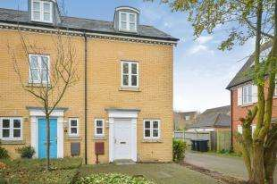 3 Bedrooms End Of Terrace House for sale in Gilbert Way, Canterbury, Kent, Uk