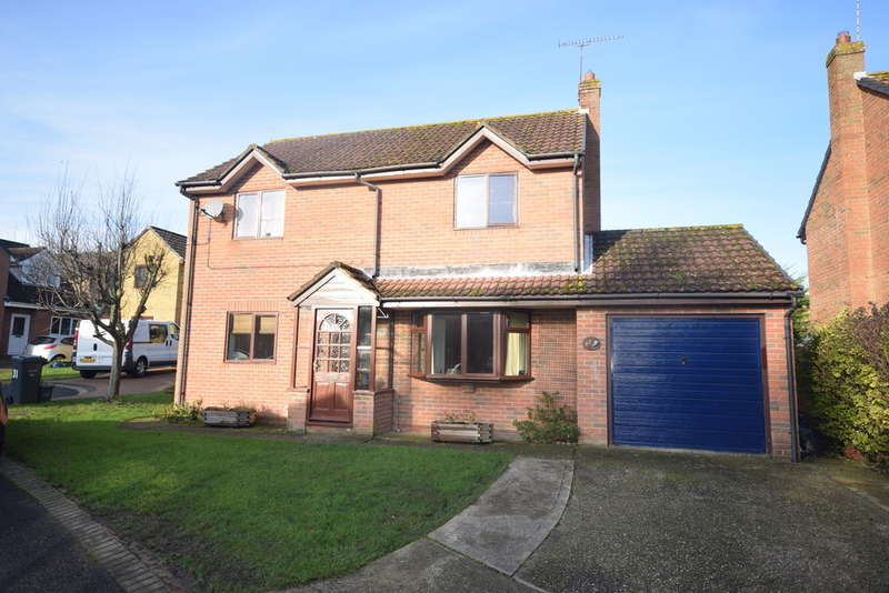 3 Bedrooms Detached House for sale in Kingfisher Close, Newport