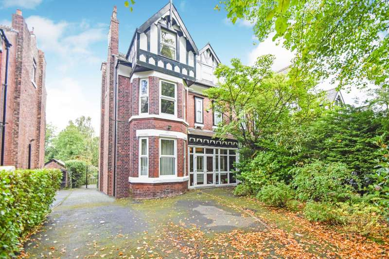 5 Bedrooms Semi Detached House for sale in Prestwich Park Road South, Prestwich