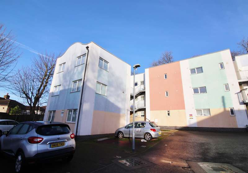 1 Bedroom Apartment Flat for sale in Yalland Close, Bristol, BS16 3AU