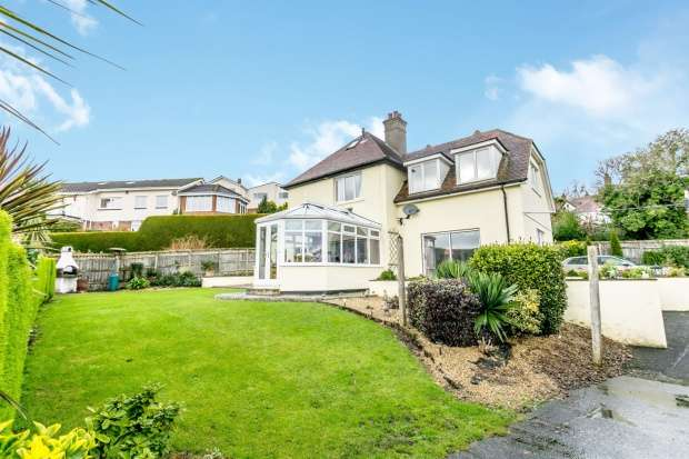 Detached House for sale in Watery Lane, Minehead, Somerset, TA24 5JQ