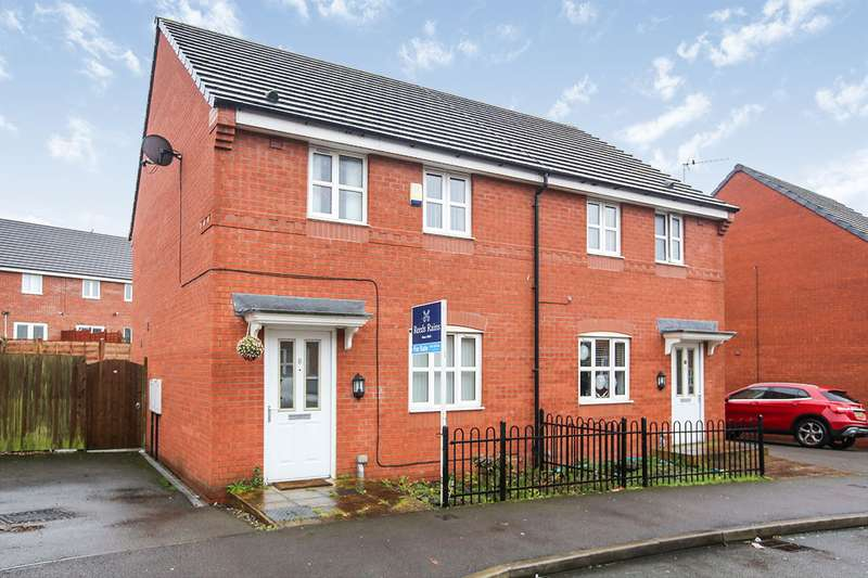 3 Bedrooms Semi Detached House for sale in Braithwaite Road, Gorton, Manchester, M18