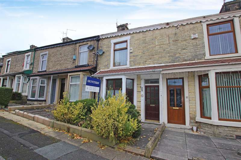 3 Bedrooms Terraced House for sale in St. Albans Road, Darwen, BB3 0HS