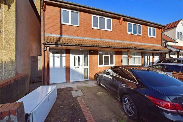 5 Bedrooms Semi Detached House for rent in Rugby Avenue, Wembley, Greater London