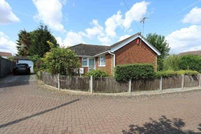 2 Bedrooms Bungalow for sale in Cockering Road, Canterbury, Kent, CT1 3UZ