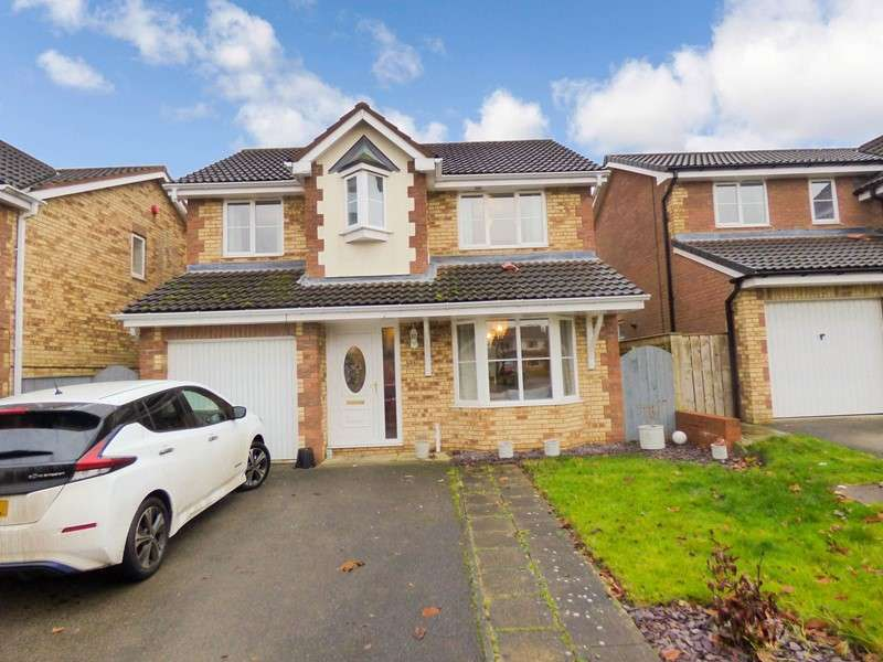 4 Bedrooms Property for sale in Eade Close, Newton Aycliffe, Durham, DL5 7QQ