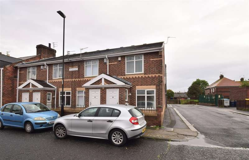 2 Bedrooms Terraced House for sale in Sutton Place, Pallion, Sunderland