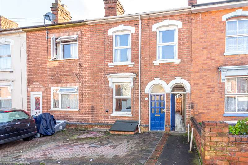 3 Bedrooms Property for sale in Chestnut Street, Worcester WR1