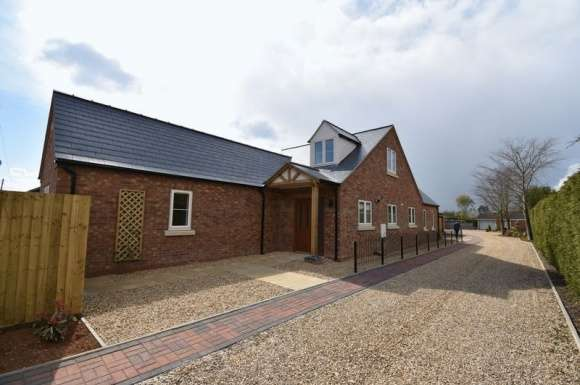 3 Bedrooms Detached House for sale in William Close, Off Malting Lane, Donington