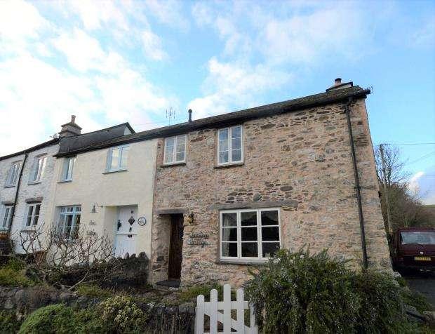 3 Bedrooms End Of Terrace House for sale in Higher Dean, Buckfastleigh, Devon