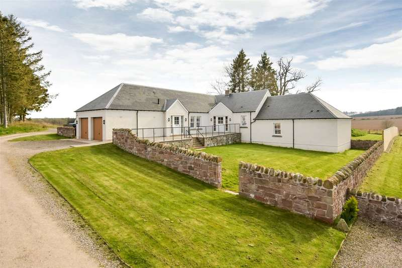 3 Bedrooms Detached House for sale in The Steading, Whitehill Farm, Moneydie, Perthshire, PH1