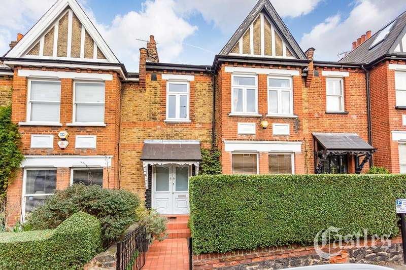 3 Bedrooms Flat for sale in Uplands Road, Crouch End, London, N8